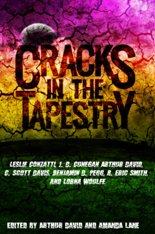 Cracks in the Tapestry by Leslie Conzatti