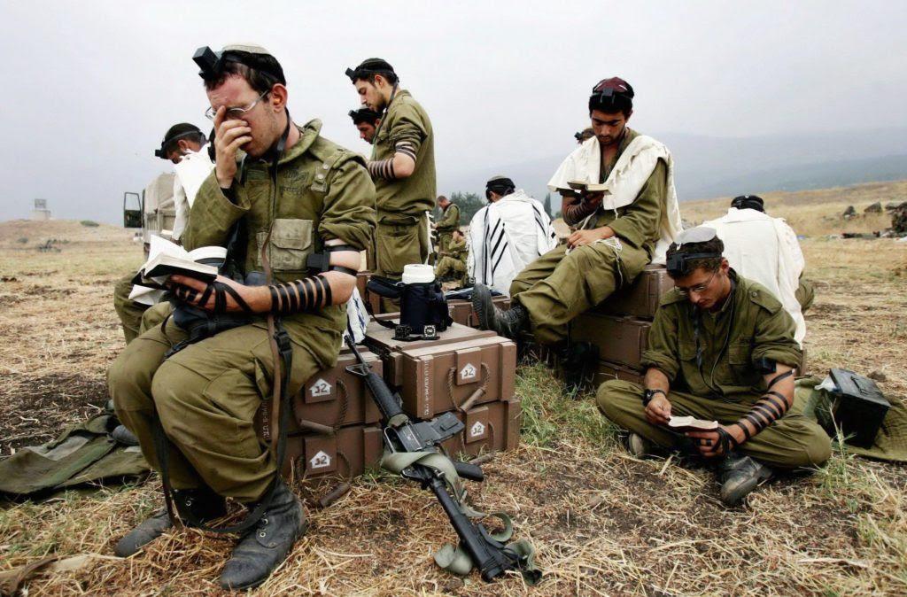 extremist soldiers