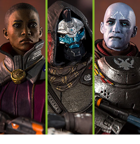 DESTINY 2 FIGURES