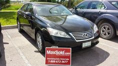 2010 Lexus Sold on MaxSold.com $17,750