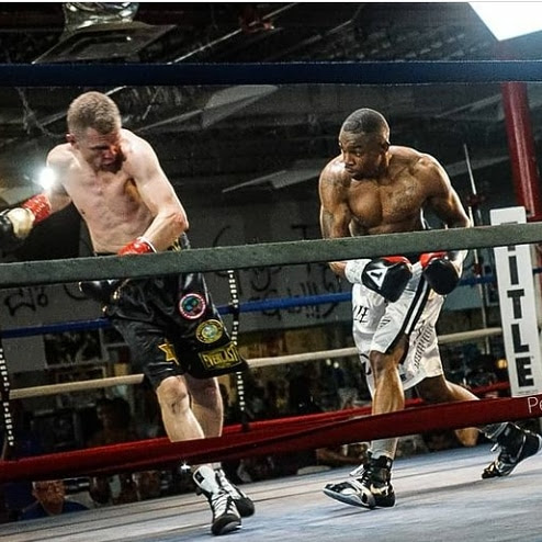 Jimmy Williams' revitalized after defeating Yuri Foreman for UBO title   Boxen247.com (Kristian von Sponneck)