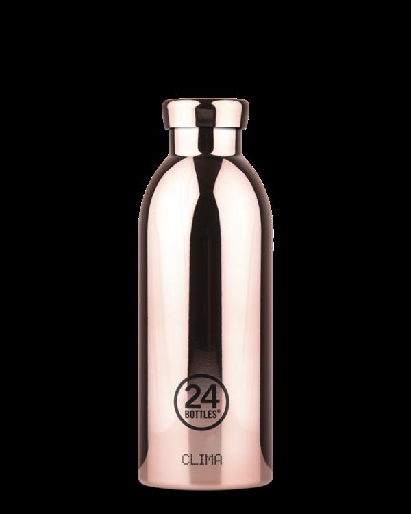 Rose Gold Drinking Bottle, 38.90€/ $47.96 @24bottles.com