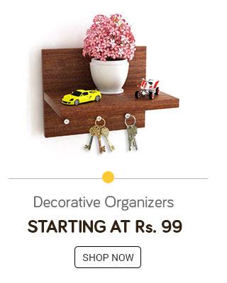 Decorative Organizers