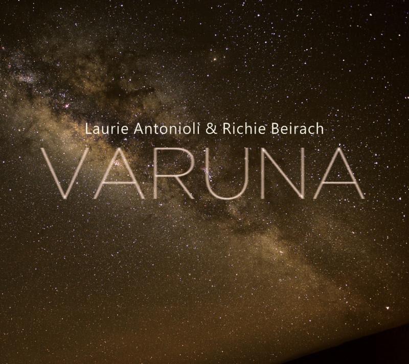 Laurie Antonioli & Richie Beirach Varuna