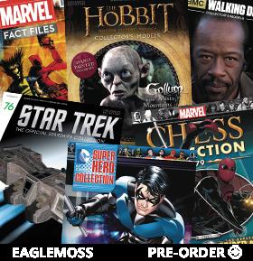 NEW EAGLEMOSS PUBLICATIONS