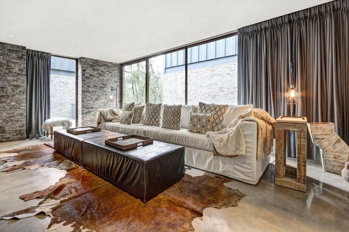 Όμορφη Casa ΜΜ με ένα σύγχρονο σχέδιο που δημιουργείται από τον Ηλία Ρίζο Arquitectos (9)