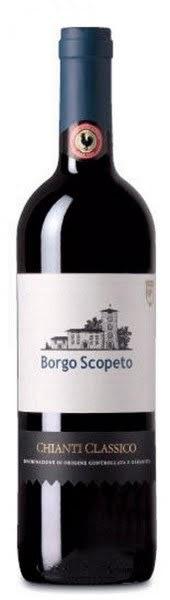 2010 Borgo Scopeto Chianti Classico Wine World