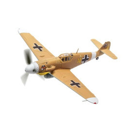 AA27109   Corgi 1:72   Messerschmitt Bf109G-2 (Trop) Yellow 14 Hans Joachim Marseille 3./JG27 Quotaifiya Egypt 30th September 1942