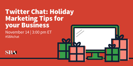 Holiday Marketing Twitter Chat
