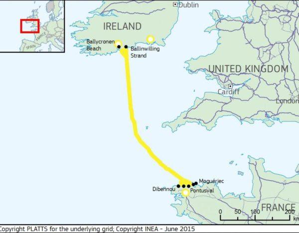 Η Κομισιόν θα χρηματοδοτήσει την διασύνδεση Γαλλίας - Ιρλανδίας παρακάμπτοντας την Βρετανία