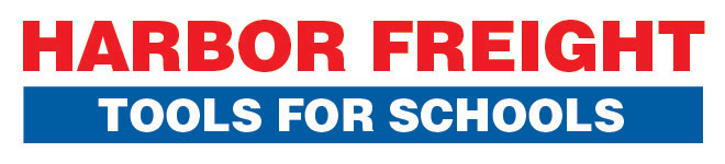 Harbor Freight Tools for Schools - Logo