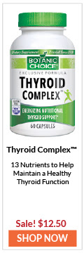 13 Nutrients to Help Maintain a Healthy Thyroid Function