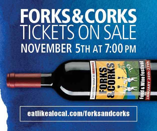 Forks and Corks Tickets on Sale