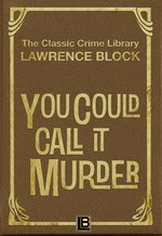 14_Cover_You Could Call It Murder