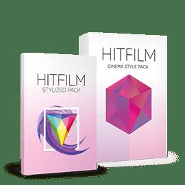 HitFilm Stylezed Cinema Pack