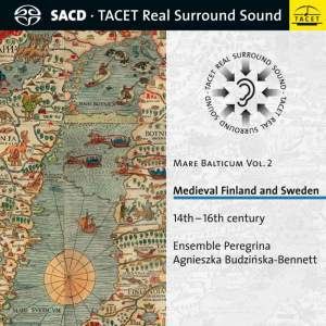 Mare Balticum Vol. 2. Medieval Finland and Sweden. 14th-16th Product Image