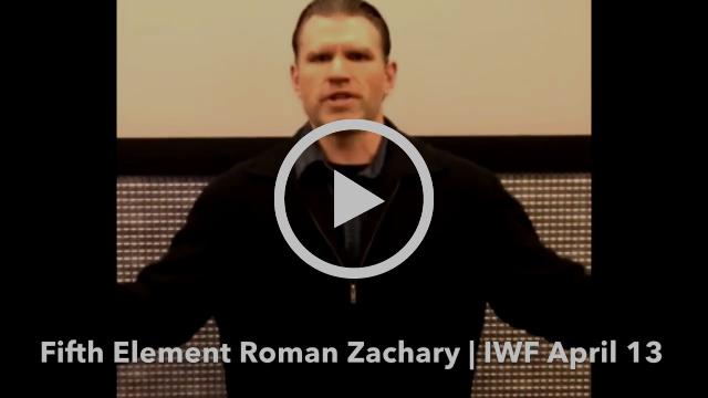 Roman Zachary meets WWE Hall of Famer Tito Santana April 13