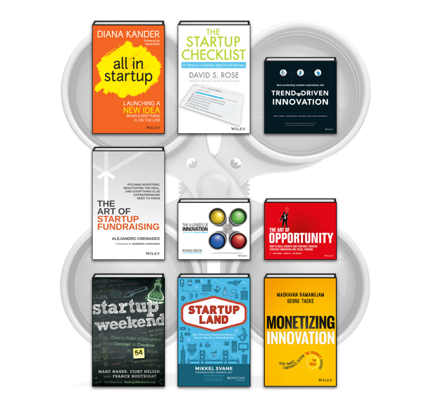 The Humble Book Bundle: Start a Startup by Wiley