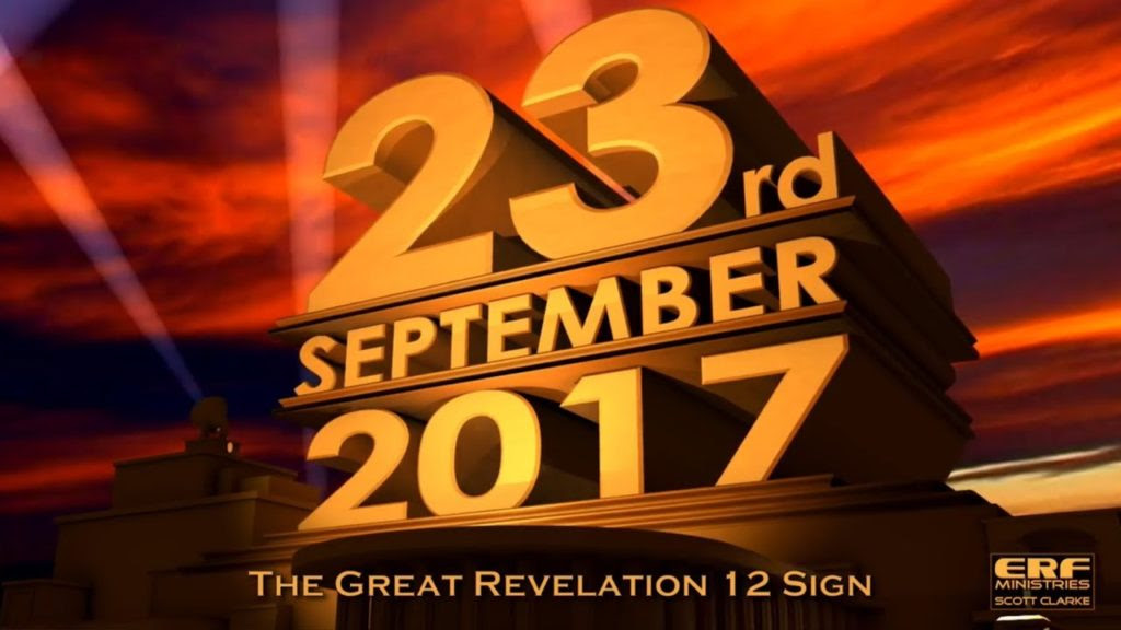 September 23rd: Its Real Meaning---How the USA and Israel Will Weather the Storms of 2017