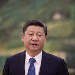 Le président chinois Xi Jinping dans le Grand Hall du Peuple à Pékin le 2 décembre 2016. (Crédits : AFP PHOTO / POOL / Nicolas ASFOURI)