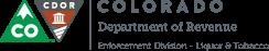Liquor and Tobacco Enforcement Division Logo