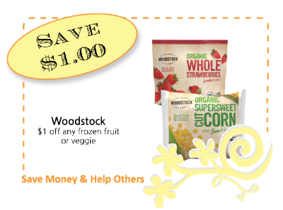 Woodstock Frozen CommonKindness coupon