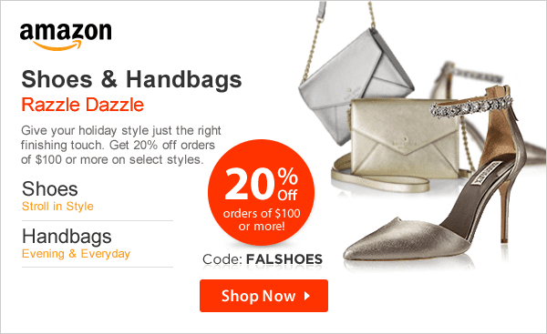 Amazon's Shoes & Handbags
