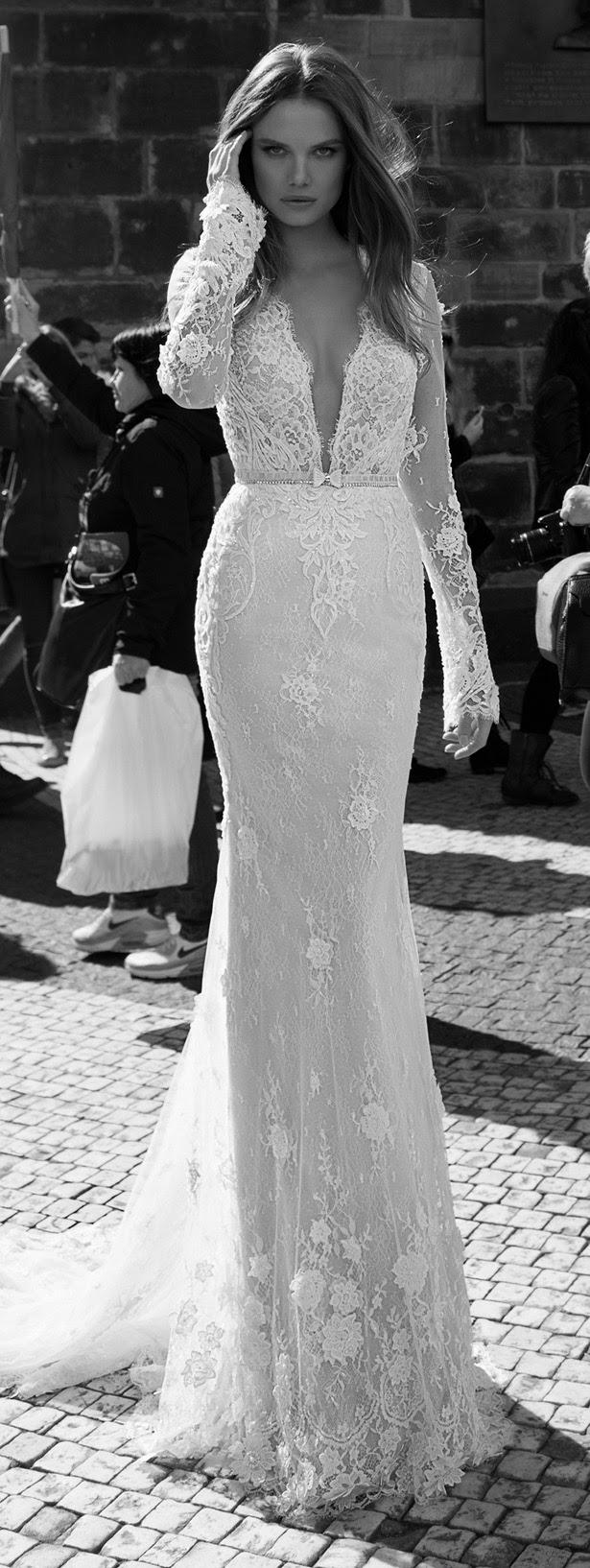 Berta Bridal Fall 2015