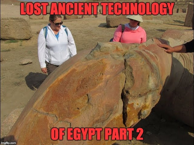 Lost Ancient Technology Of Egypt 2017 Part 2: Tanis And Aswan  Sddefault