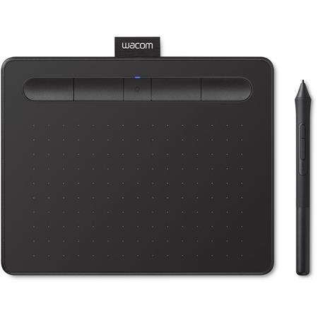 Intuos Bluetooth Creative Pen Tablet, Small, Black