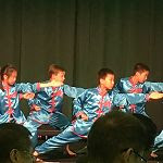 Auckland children martial arts performance at Confucius Institute 10th Birthday dinner