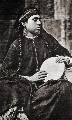 Fellahin de Beirute.  1920