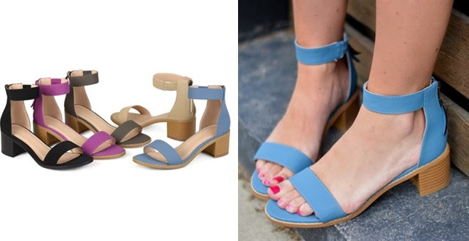 HOT!! Ankle Strap Sandals...