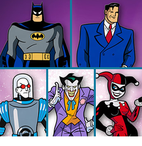 Batman The Animated Series FiGPiN