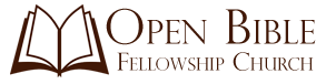 Open Bible Fellowship Church logo