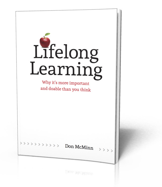 Lifelong Learning by Don McMinn