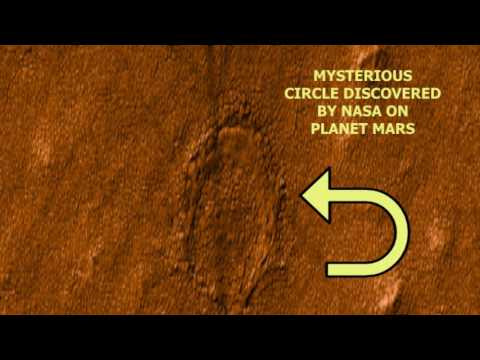 Nasa Discovered A Mysterious Circle On Mars April 6, 2017  Hqdefault