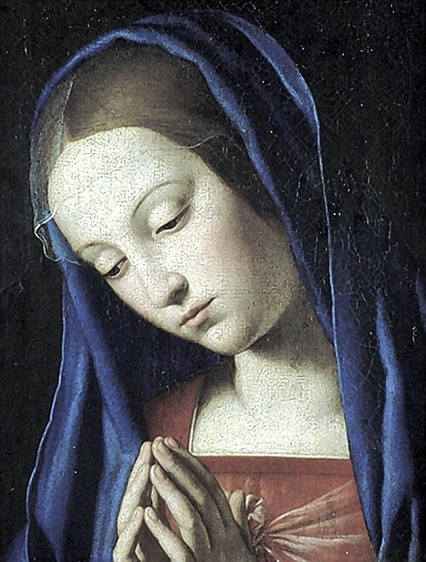 Blessed Mary: A Prayer -