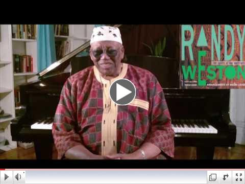 Randy Weston talks about