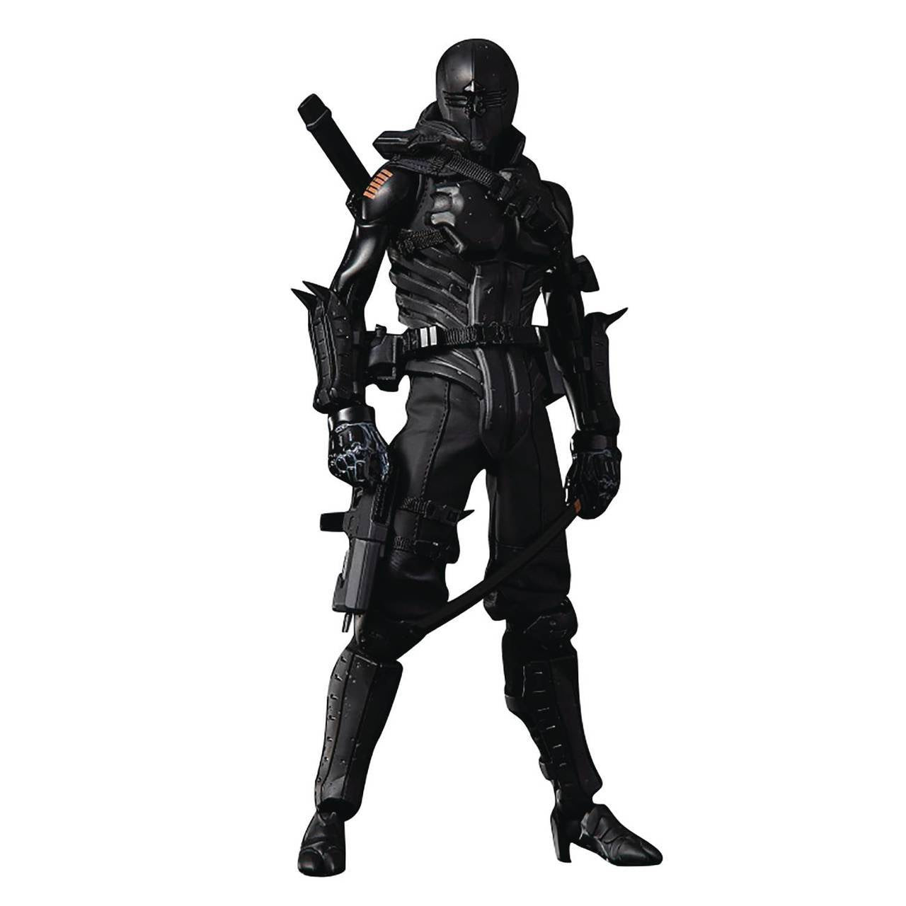 Image of G.I. Joe x TOA Heavy Industries Snake Eyes 1:6 Scale Action Figure - JANUARY 2021