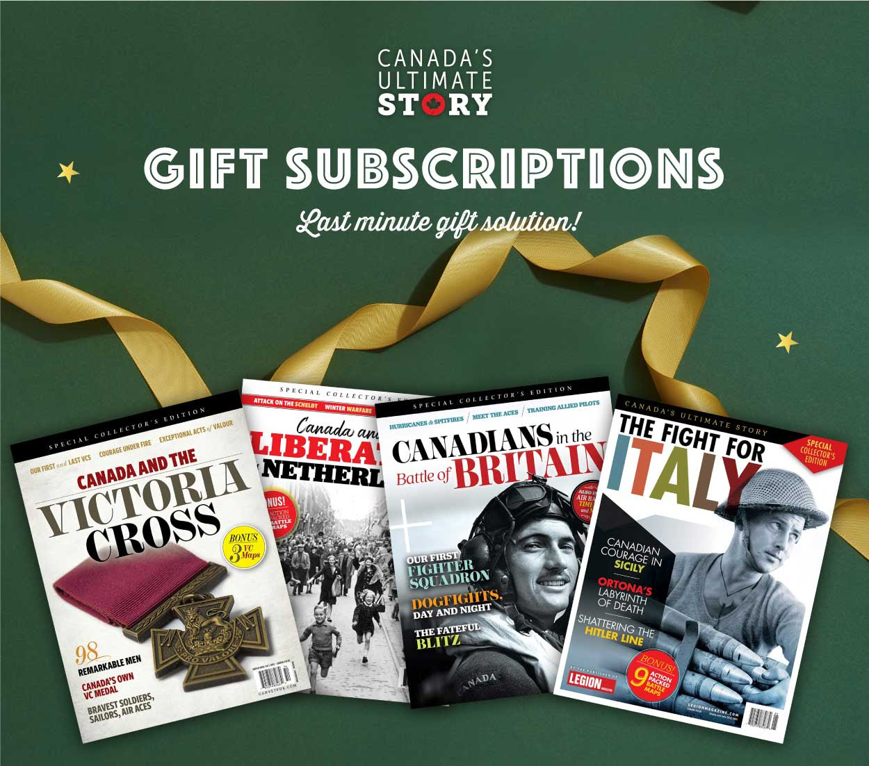 CUS Gift Subscriptions!