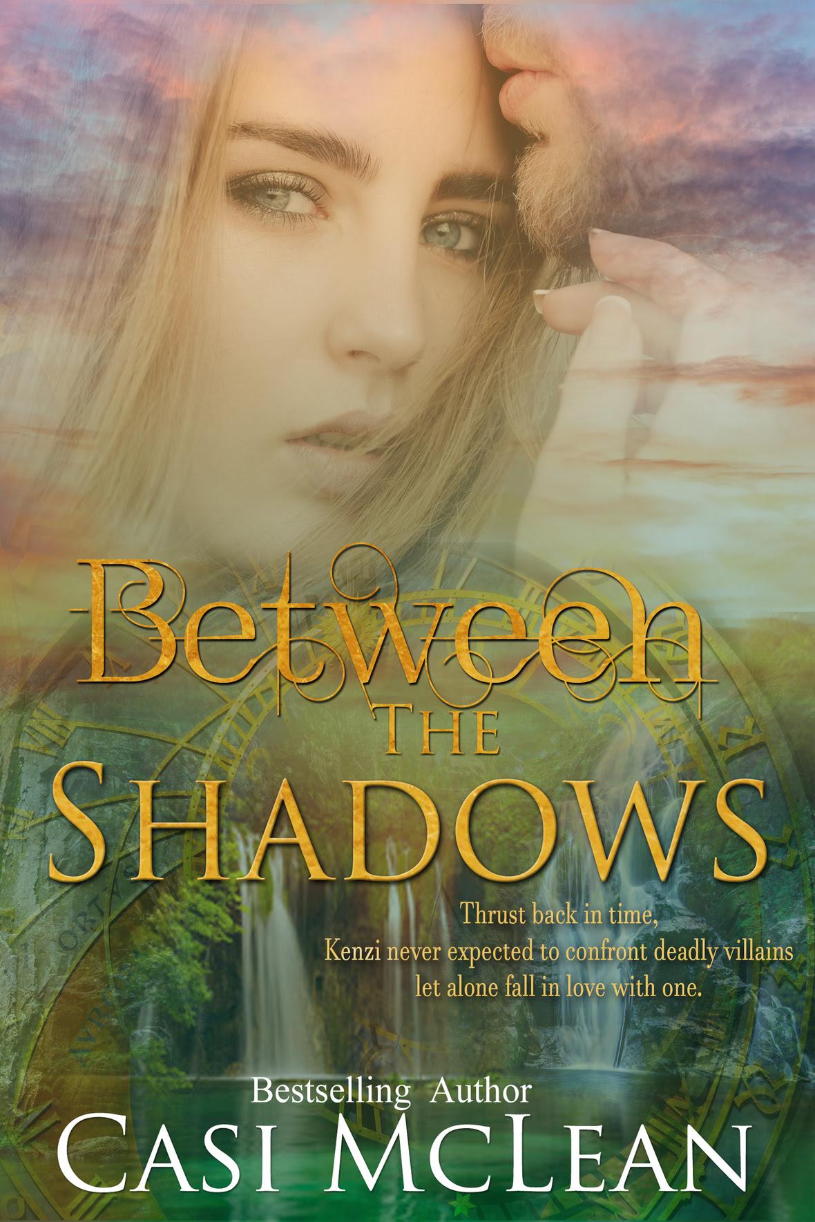 Between the shadows - kindle
