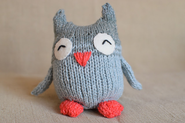 Little Owl Plushie