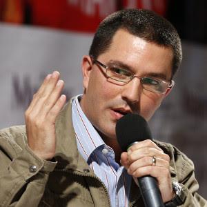 El vicepresidente de la República, Jorge Arreaza