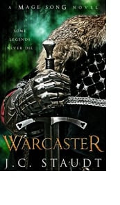 Warcaster by J.C. Staudt