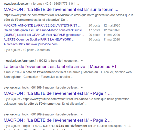"""Macron et""""l'arrivée de la Bête """" (sa petite phrase du 22 mai 2020)  Cc5717c_VUh1P7RYmETK4CnsLjLwtQ0R"""