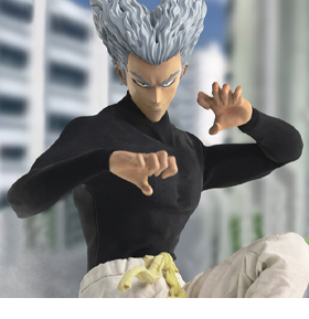 One-Punch Man FigZero Garou (Season 2) 1/6 Scale Figure
