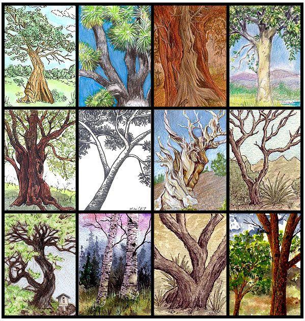 Trees ATCs