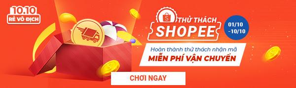 Thu thach Shopee