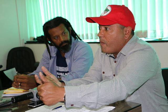 MST e Cimi concedem coletiva para tratar do PL 4059/12 - Créditos: Adi Spezia/Movimento dos Pequenos Agricultores - MPA